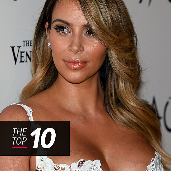 Most Beautiful Celebrities This Week: Kim Kardashian, Blake