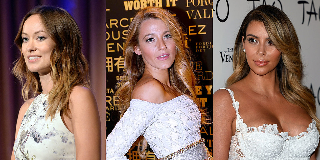 This Week's Most Beautiful: Kim Kardashian, Blake Lively & More!