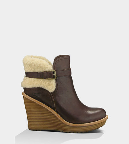 Womens Anais - Leather