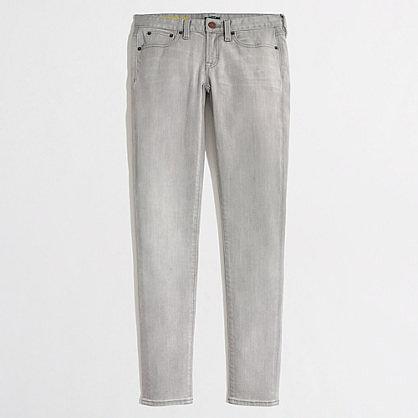 Factory skinny jean in grey