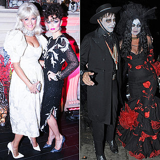 Best Celebrity Halloween Costumes 2013