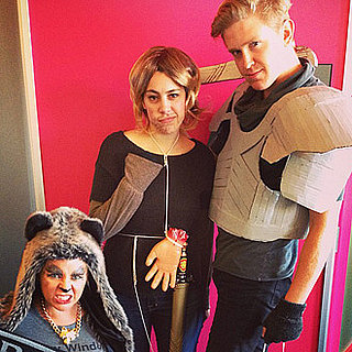 Halloween Costumes at the POPSUGAR Office 2013