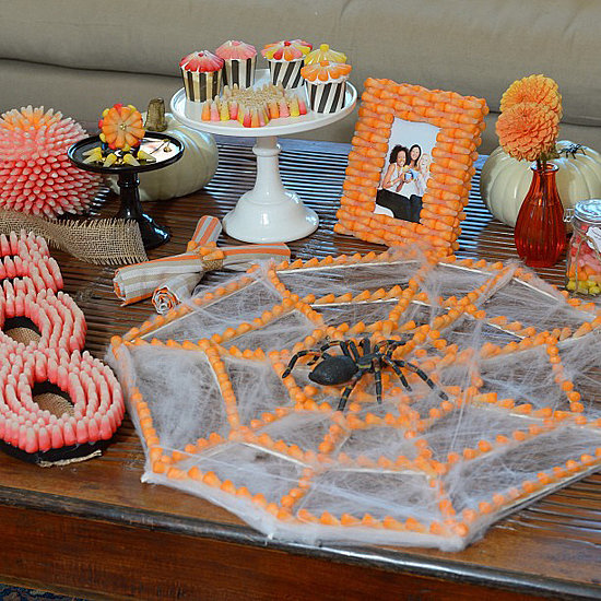 Nobody does Halloween decor like Tori Spelling! Source: Instagram user torianddean