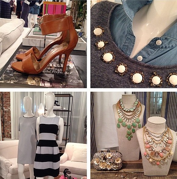 Get ready for some serious embellishment from Loft for Spring 2014!