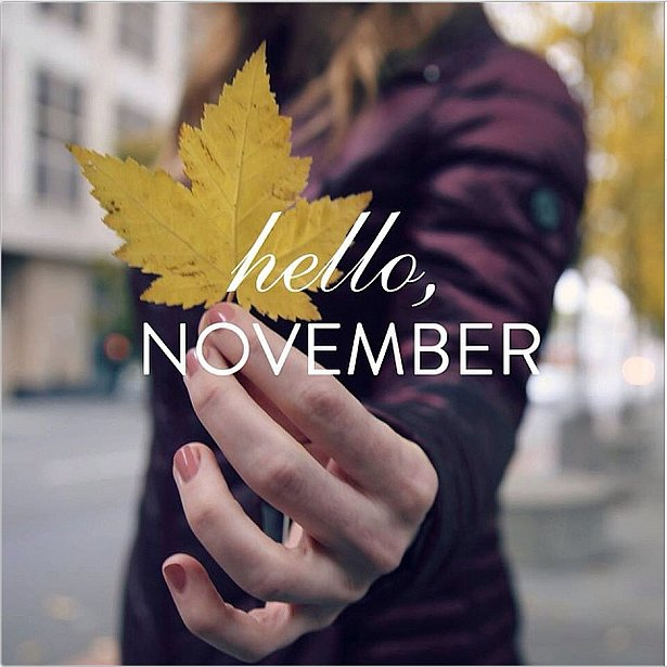 Nordstrom had a glamorous way of ushering in the new month. Source: Instagram user nordstrom