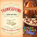 Thanksgiving Cookbooks to Fit Every Need