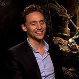 Tom Hiddleston Interview For Thor: The Dark World | Video