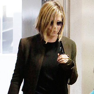 Jennifer Aniston's New Haircut 2013