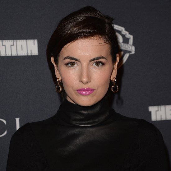 How to Style Your Fringe Like Camilla Belle's Fringe