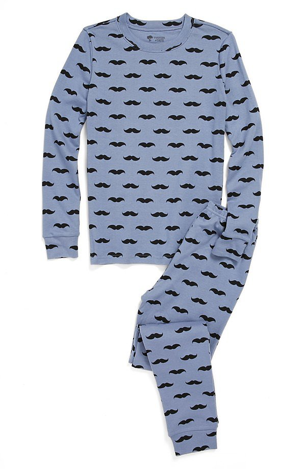 Tucker + Tate Two-Piece Fitted PJs