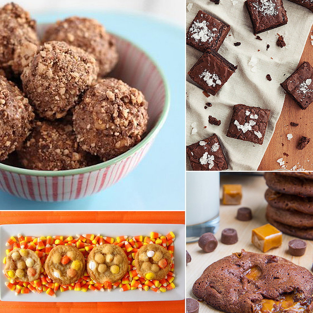 From Brownies to Beverages,the Best Candy-Studded Treats