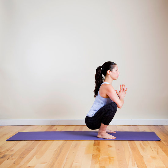Yoga Exercise For Strong Toned Legs