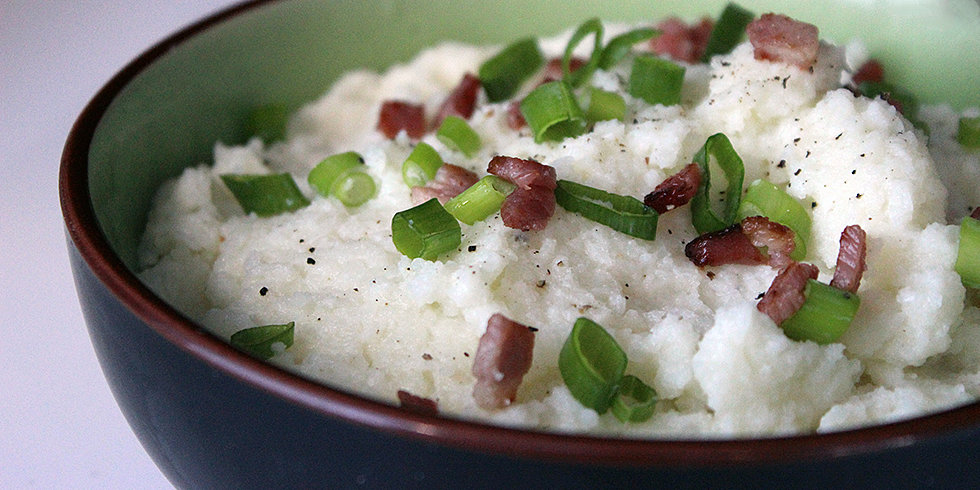 Mix Your Mash! A 106-Calorie Thanksgiving Paleo Side