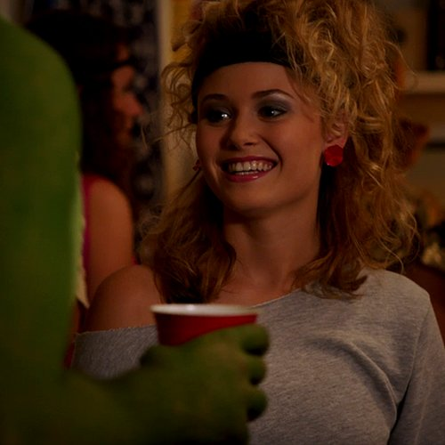 Ginny Gardner The Goldbergs Interview