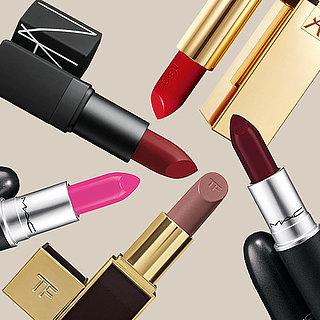 Bold Winter Lipstick