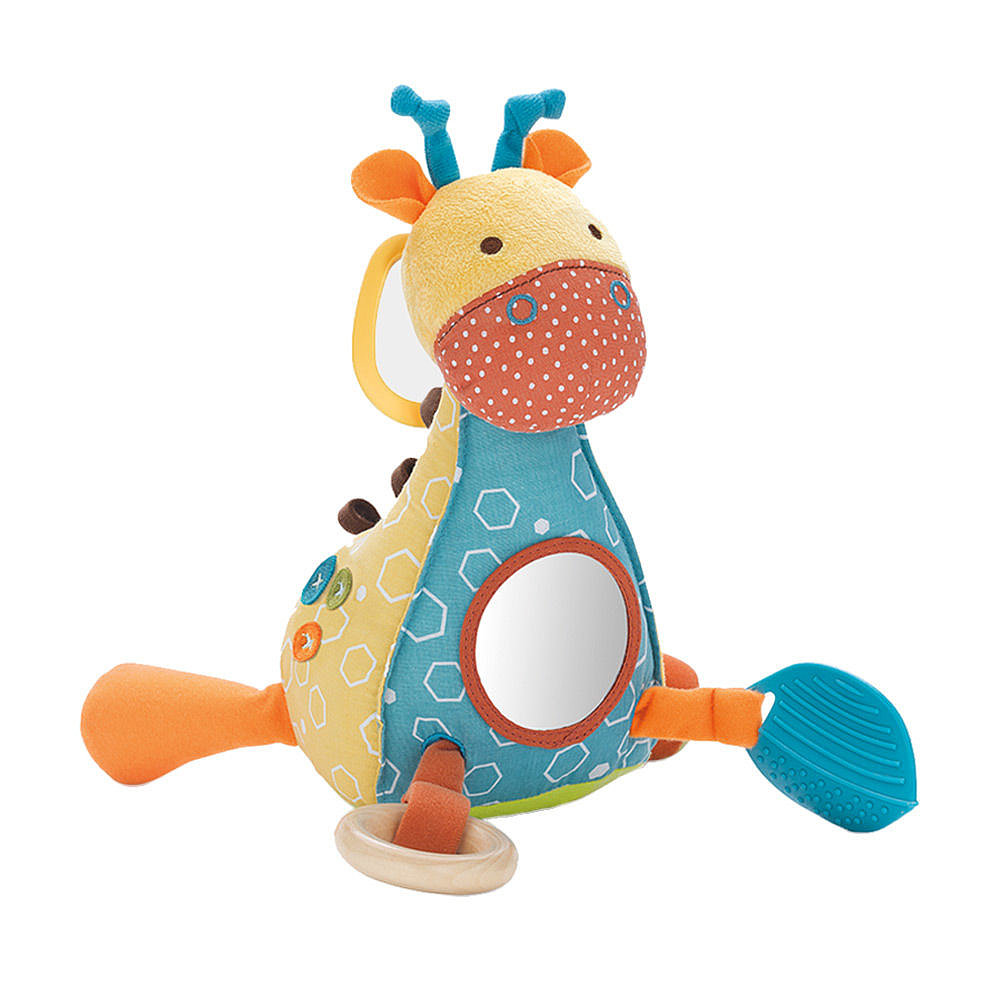 Skip Hop Giraffe Safari Activity Toy