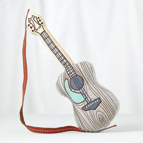 For 2-Year-Olds: Plush Jamboree Acoustic Guitar