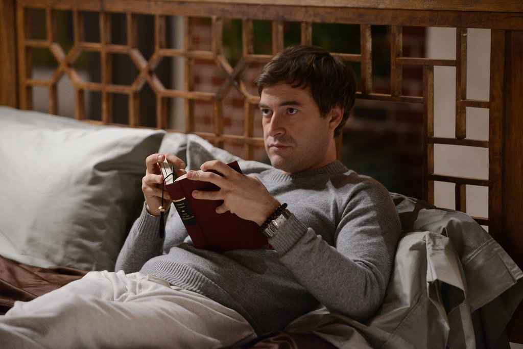 7. Brendan  Played by: Mark Duplass The nature of the relationship: Friends with benefits. Reason for ranking: Brendan is more than willing to sleep with Mindy, but he won't date her seriously. Also, the fact that he's one of Mindy's career nemeses wouldn't give them long-term potential anyway.