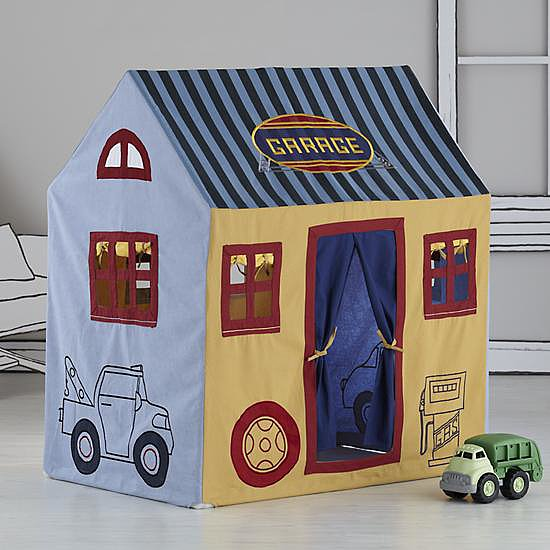 For 1-Year-Olds: The Land of Nod No Place Like Play Home Garage