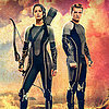 Catching Fire GIFs