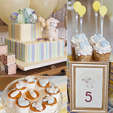 Welcome, Little Lamb! A Pretty Pastel Baby Shower