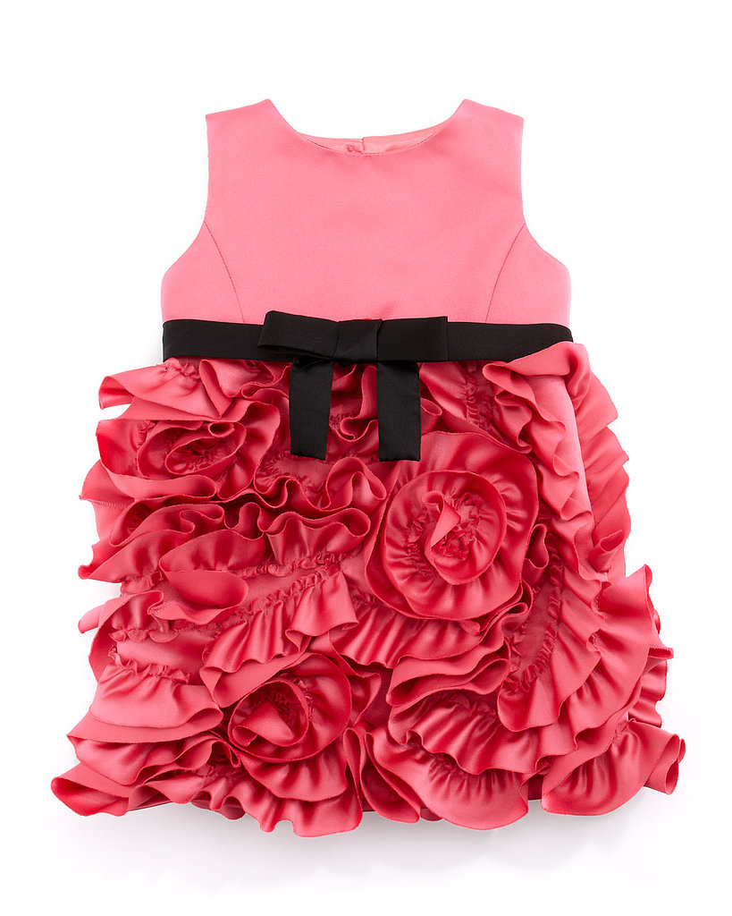 Milly Minis Rosette Party Dress