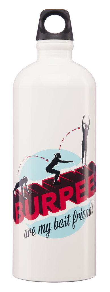 Lululemon Burpees Water Bottle