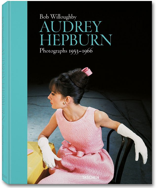 Bob Willoughby's Audrey Hepburn Photographs ($50, originally $70) book features stunning, behind-the-scenes pictures of the Hollywood icon.
