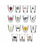 House Sigil Shot Glasses ($74, originally $105)