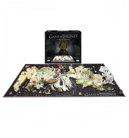Game of Thrones 4D Puzzle ($60)