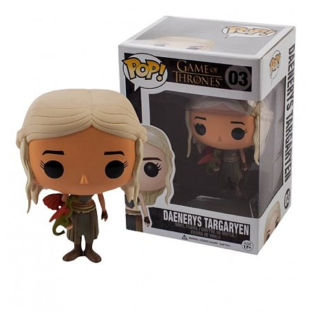 Game of Thrones Pop! Television Daenerys Targaryen Figurine ($10)