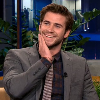 Liam Hemsworth Interview on The Tonight Show Nov. 2013 Video