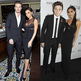 Victoria Beckham at Harper's Bazaar Awards | Video