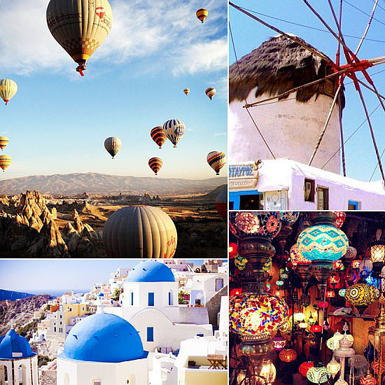 15 Must-See Sights in Greece and Turkey