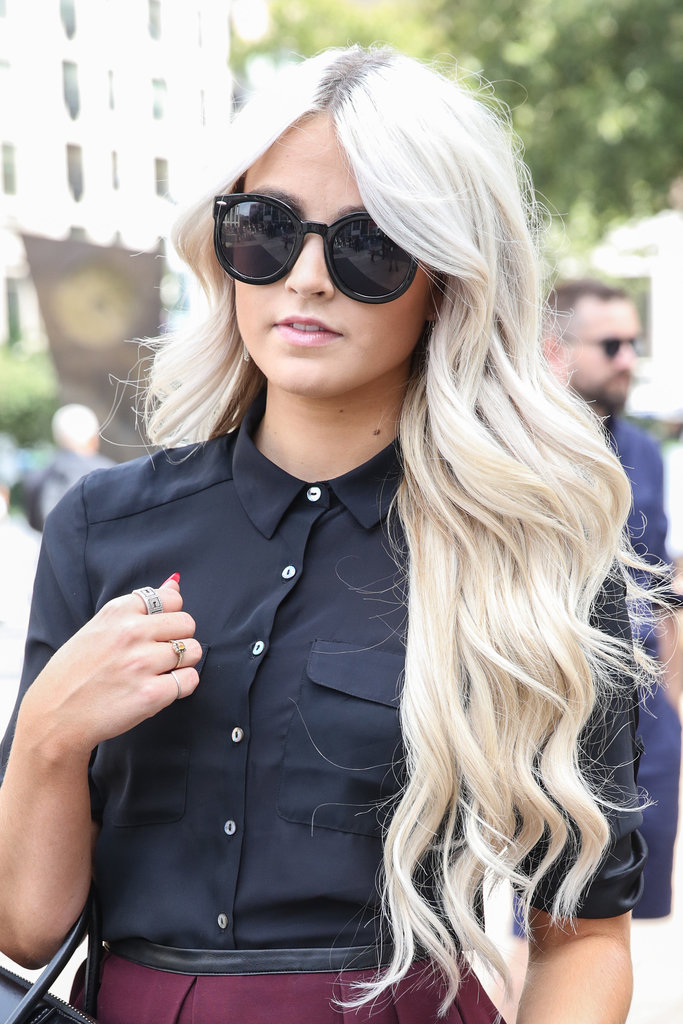 Looking for something a little more casual? Loose waves are an amazing option that can be dressed up or dressed down.