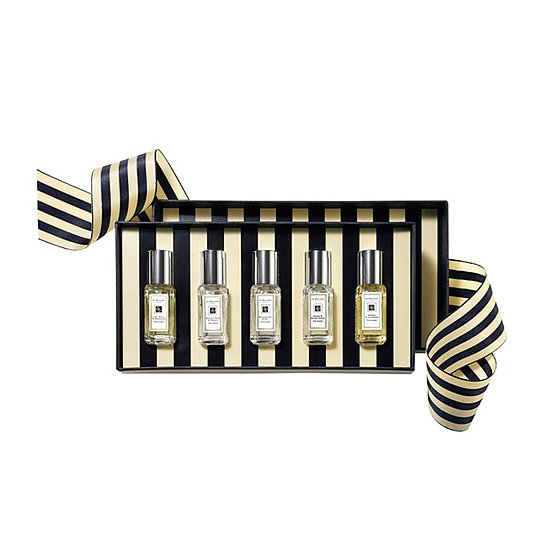 In the Jo Malone Holiday Cologne Collection ($100), you'll find some of the brand's most iconic scents. Once the receiver has chosen their favorite fragrance, you can splurge on a full-size bottle for her birthday.