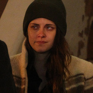 Pictures: Kristen Stewart Crying On Set Of Movie Anesthesia