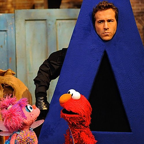 Celebrities on Sesame Street | Pictures
