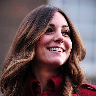 Pictures of Kate Middleton's Hair on Poppy Day