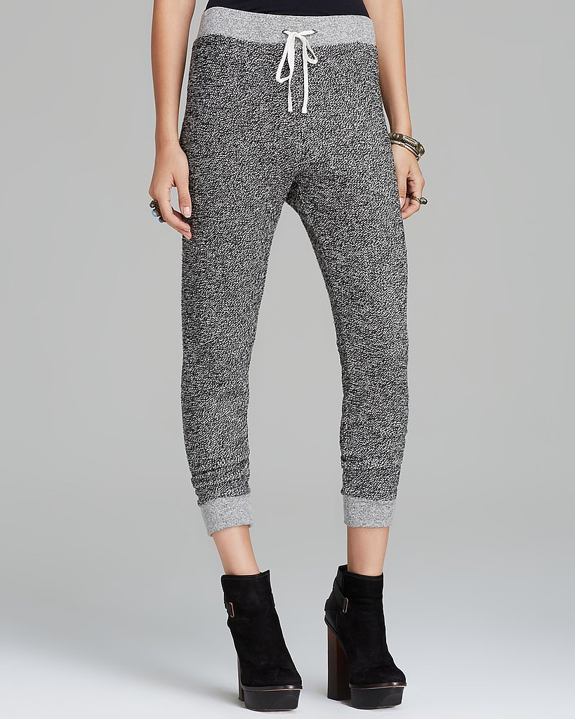 If your friend could use an upgrade on her sweats, look no further than these Free People lounge pants ($68).