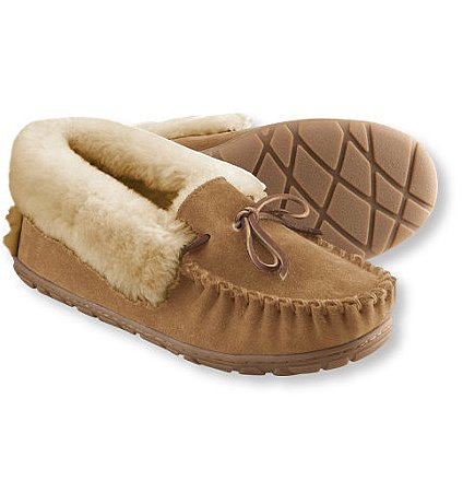 L.L.Bean Wicked Good moccasins ($69) are a crowd favorite for good reason — you'll wish you could wear these outside the house too.