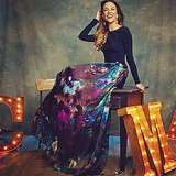 Jane Kramer struck a pose, thanking her style team for her CMAs look. Source: Instagram user kramergirl