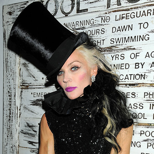 Photos, Ads, and Fashion Editorials of Daphne Guinness
