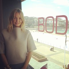 POPSUGAR Celebrity, Fashion & Beauty Instagram: Lara Bingle