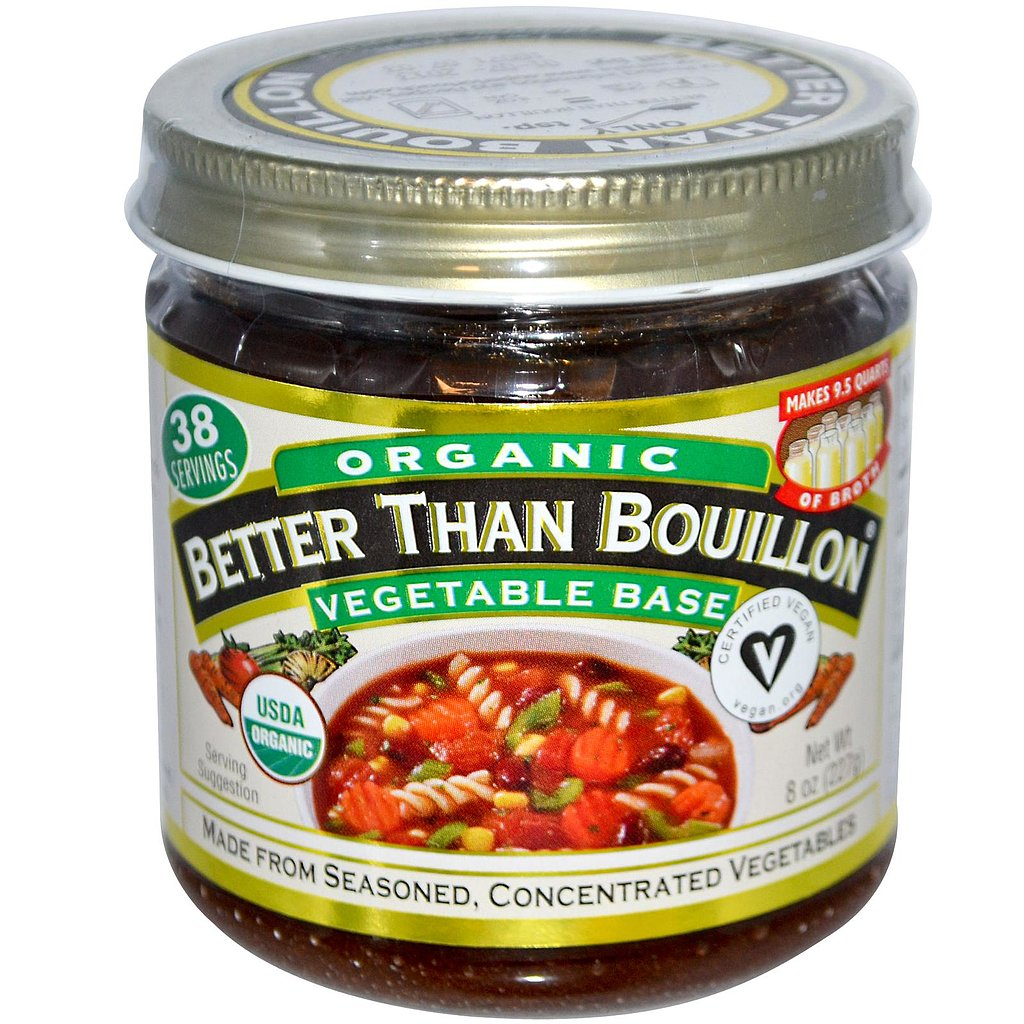 Vegetable Bouillion