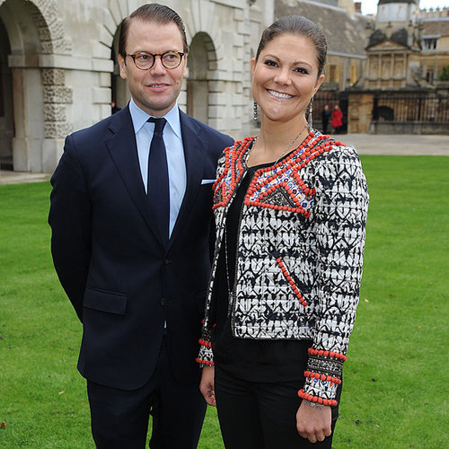 Princess Victoria Wears H&M Isabel Marant