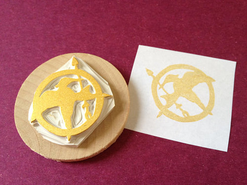 Mockingjay Stamp ($15)