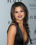 As the magazine's November cover girl, Selena Gomez was all smiles at the event.