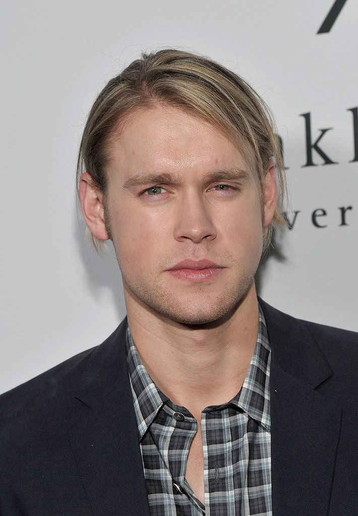 Chord Overstreet attended the LA party.