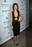 Cover girl Selena Gomez stunned at the issue launch event.